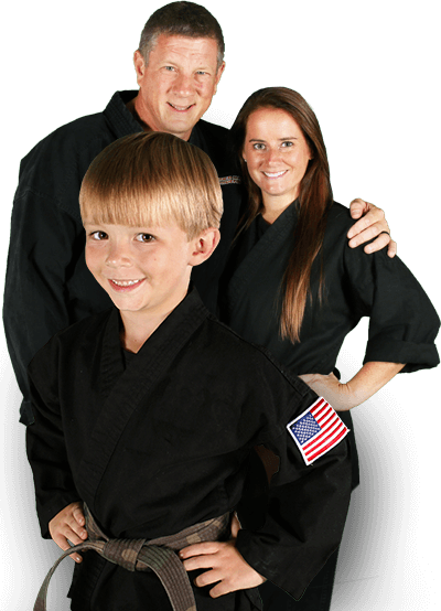 USA KARATE Martial Arts
